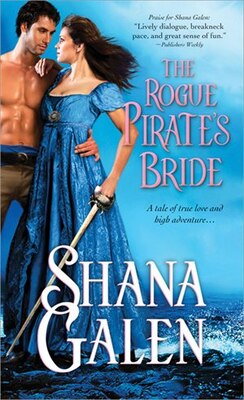 Book The Rogue Pirate's Bride by Shana Galen