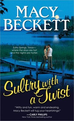 Book Sultry with a Twist by Macy Beckett