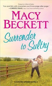 Book Surrender to Sultry by Macy Beckett
