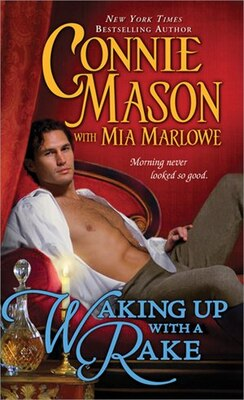Book Waking Up With a Rake by Connie Mason