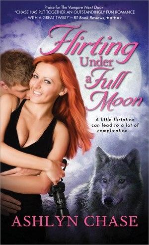 Flirting Under a Full Moon by Ashlyn Chase