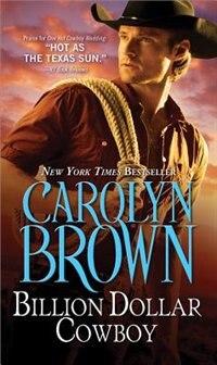 Book Billion Dollar Cowboy by Carolyn Brown
