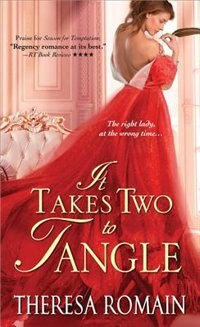 Book It Takes Two to Tangle by Theresa Romain