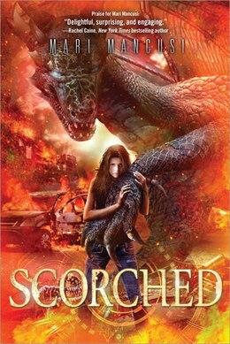 Book Scorched by Mari Mancusi