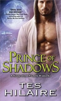 Book Prince of Shadows by Tes Hilaire
