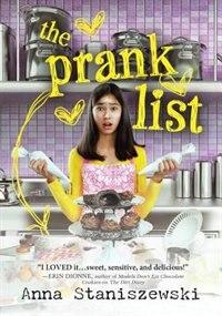 The Prank List by Anna Staniszewski