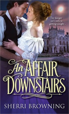 Book An Affair Downstairs by Sherri Browning