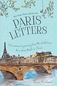 Book Paris Letters by Janice Macleod
