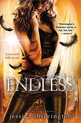 Book Endless by Jessica Shirvington