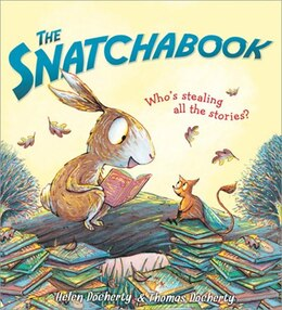 Book The Snatchabook by Helen Docherty