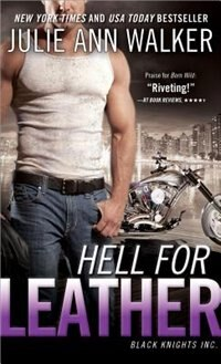 Book Hell for Leather: High-octane And Captivating Romantic Suspense by Julie Ann Walker