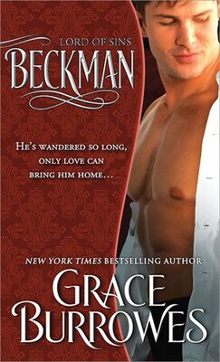 Book Beckman: Lord of Sins by Grace Burrowes