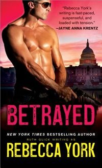 Book Betrayed by Rebecca York