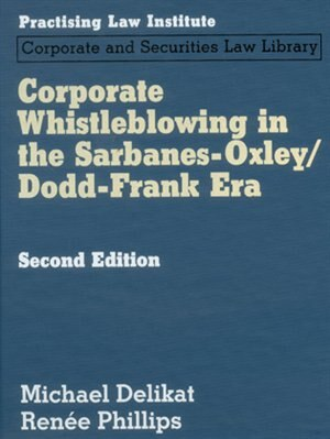 whistleblowing and sarbanes Assignment 1: whistleblowing and sarbanes-oxley assignment 1: whistleblowing and sarbanes-oxley week 3 and worth 100 points use the internet or strayer library to research instances of whistleblowing in publicly traded companies within the last 12 months.
