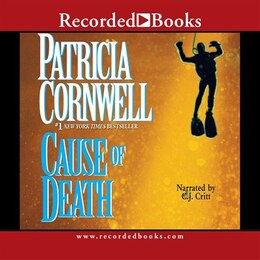Book Cause Of Death by Patricia D. Cornwell