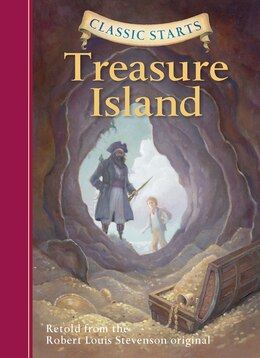 Book Classic Starts?: Treasure Island by Robert Louis Stevenson