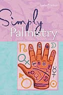 Book Simply® Palmistry by Sasha Fenton