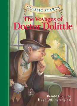 Book Classic Starts?: The Voyages Of Doctor Dolittle by Hugh Lofting