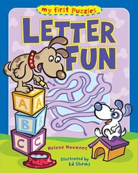 My First Puzzles: Letter Fun