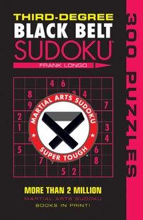 Third-degree Black Belt Sudoku®