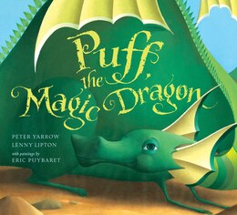 Book Puff, the Magic Dragon by Peter Yarrow