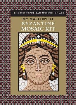 Book My Masterpiece: Byzantine Mosaic Kit by Museum Metropolitan