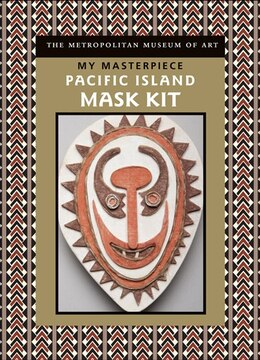 Book My Masterpiece: Pacific Island Mask Kit by Museum Metropolitan