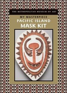 My Masterpiece: Pacific Island Mask Kit