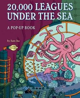Book 20,000 Leagues Under the Sea: A Pop-Up Book by Sam Ita