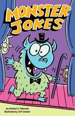 Book Monster Jokes by Michael J. Pellowski