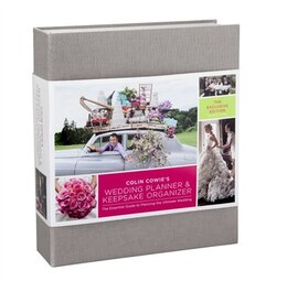 Book Colin Cowie's Wedding Planner & Keepsake Organizer: The Exclusive Edition: The Essential Guide To… by Colin Cowie