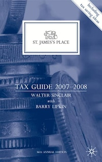 St James's Place Tax Guide 2007-2008