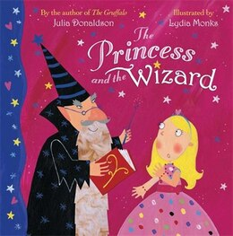 Book The Princess And The Wizard by Julia Donaldson