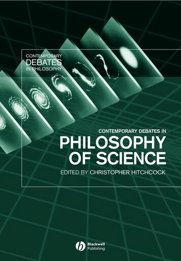 contemporary philosophy of science