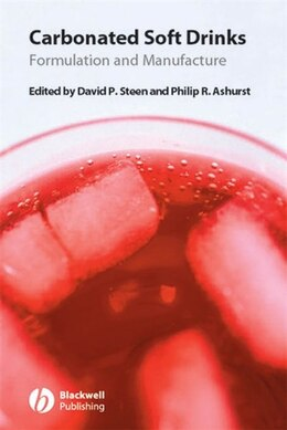 Book Carbonated Soft Drinks: Formulation and Manufacture by David Steen