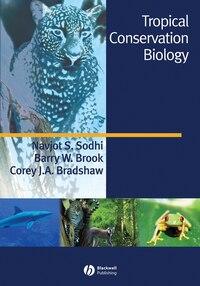 Tropical Conservation Biology