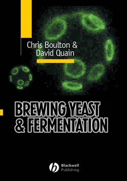 Book Brewing Yeast and Fermentation by Christopher Boulton
