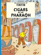 Tintin in the Cigars of the Pharaoh
