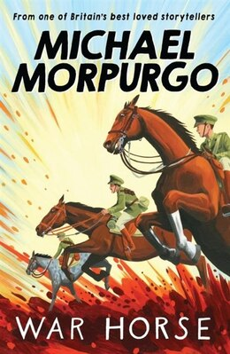 Book War Horse by Michael Morpurgo