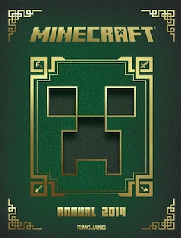 Book Minecraft: The Annual 2014 by Mojang