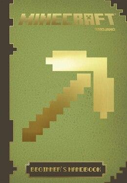 Book Minecraft Handbook 1: The Beginner's Handbook by Mojang