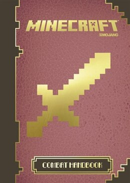 Book Minecraft Handbook 3: The Combat Handbook by Mojang