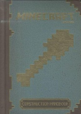 Book Minecraft handbook 4: The Construction Handbook by Mojang