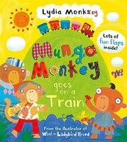 Mungo Monkey Goes On A Train
