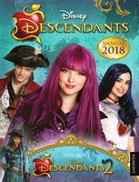 Disney Descendants 2 Annual 2018