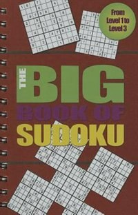 Book The Big Book Of Sudoku by Parragon Books