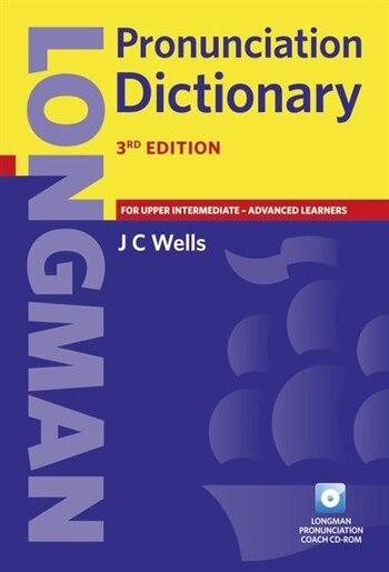 Pronunciation Dict. + Cd   N/e: Longman by PEARSON LONGMAN