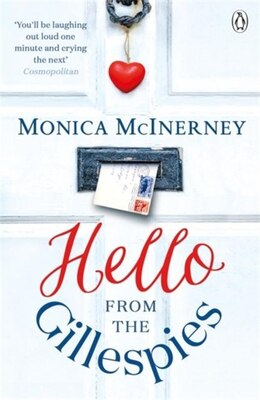 Book Hello From The Gillespies by Monica McInerney