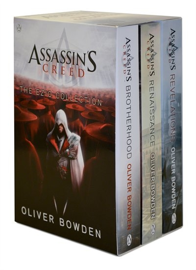 Free Internet Security >> Assassin's Creed: The Ezio Collection: Box Set, Book by ...