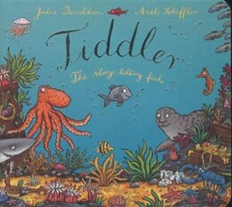Book Tiddler: The story-telling fish by Julia Donaldson